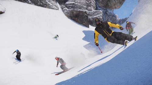 SNOW Multiplayer Screenshot