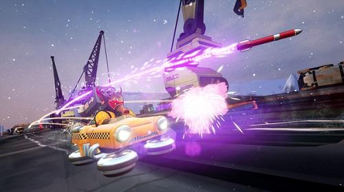 Obliteracers Rakete
