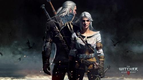 Witcher 3 Gerald und Ciri