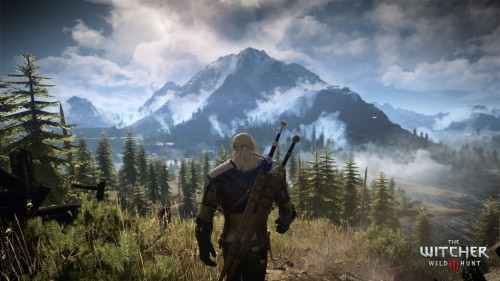 Witcher 3 Berg