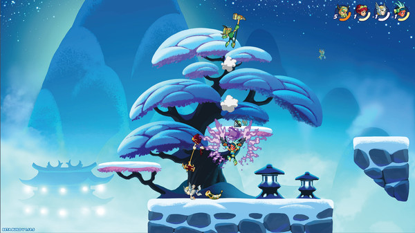 Brawlhalla Baum