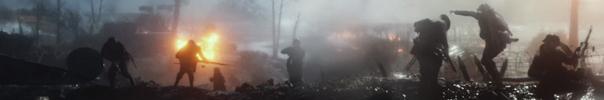 Battlefield 1, Soldaten im Kampf mit den Waffen des 1. Weltkriegs