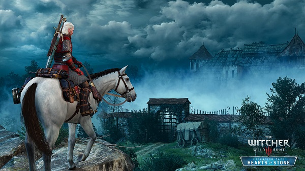 Witcher 3 Hearts of Stone Roach