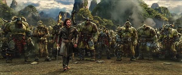 Warcraft The Beginning Lothar