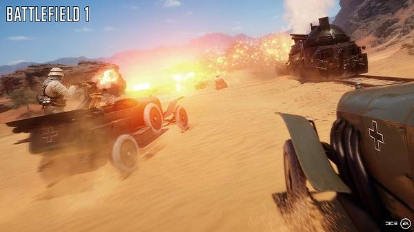 Battlefield 1 Sinai