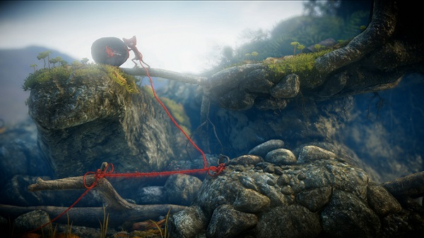 Unravel Trampolin Screenshot