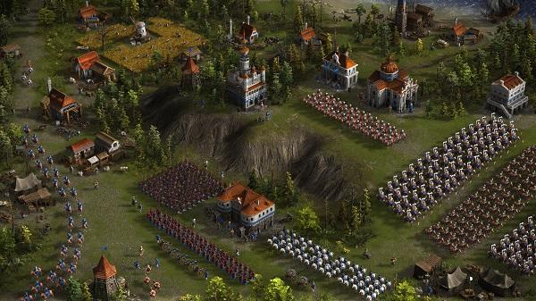 Cossacks 3 Städtebau
