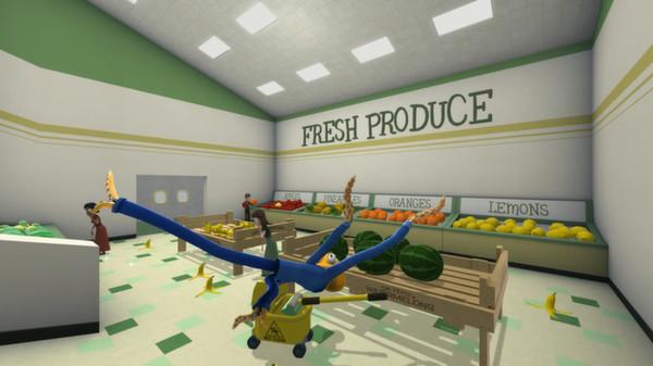 Octodad Supermarkt