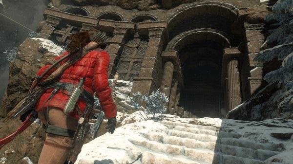 Tomb Raider Tomb