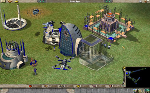 Empire Earth Nano Age