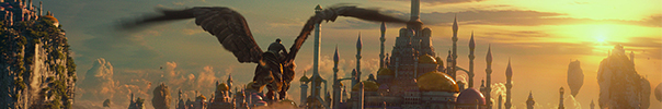 Warcraft The Beginning Banner