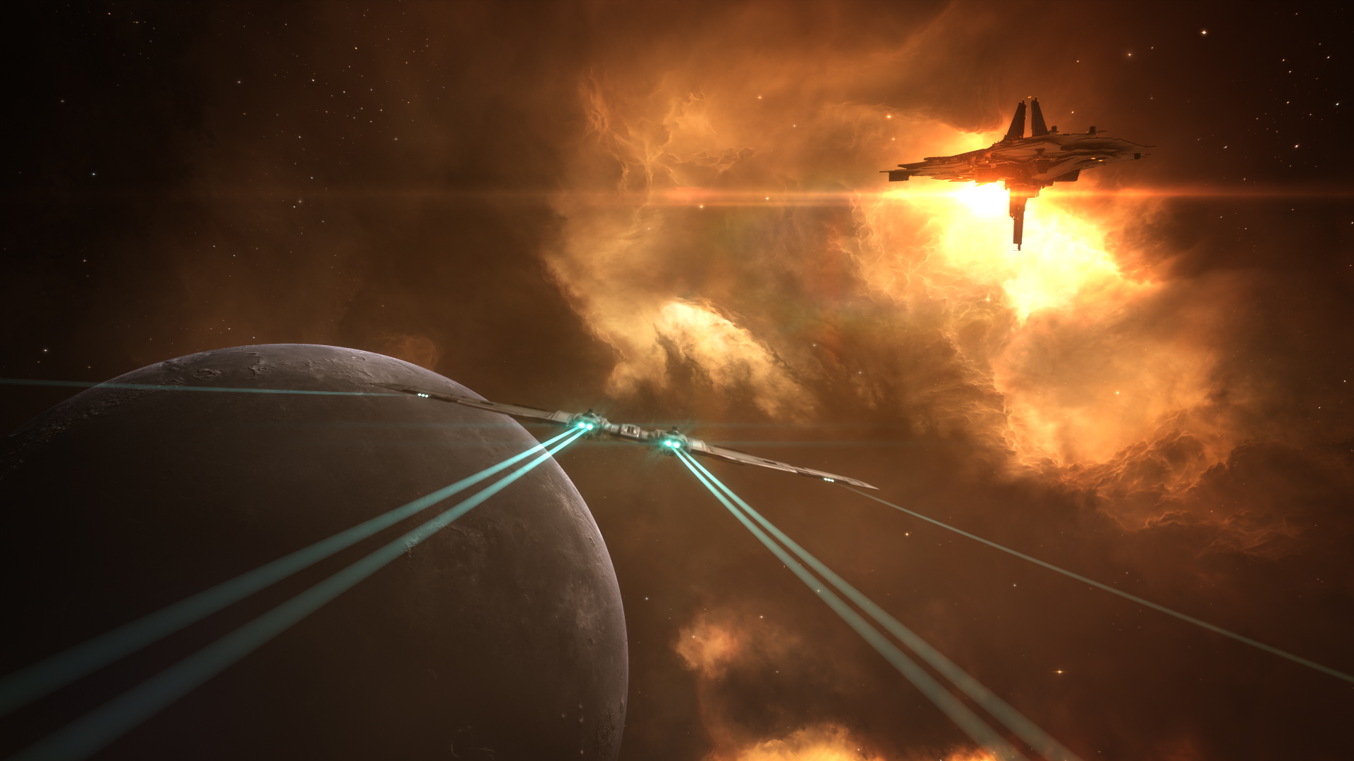 Eve Online Raumstation