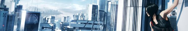 Mirror's Edge Catalyst Skyline