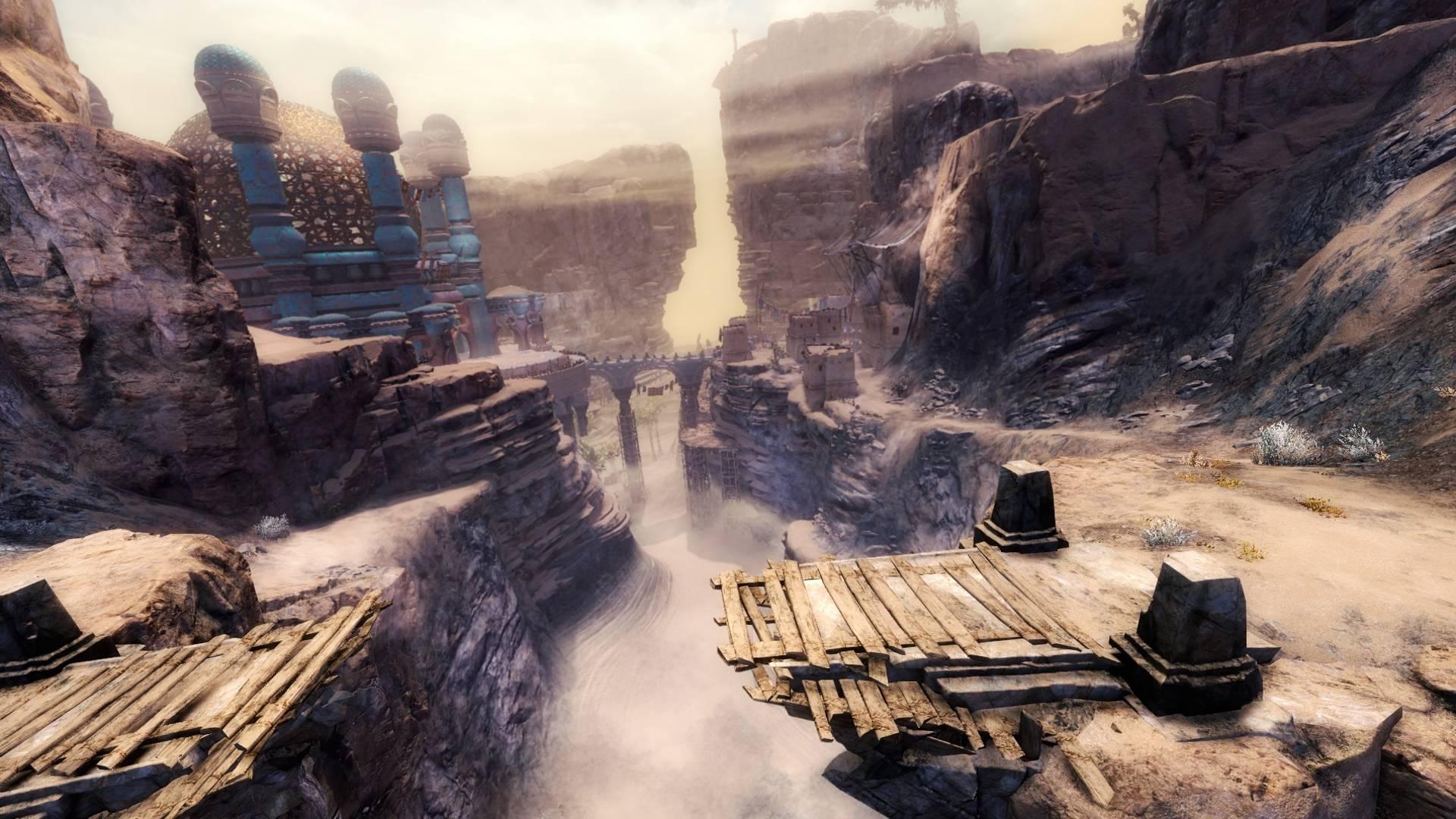 Guild Wars 2 Kristallwüste
