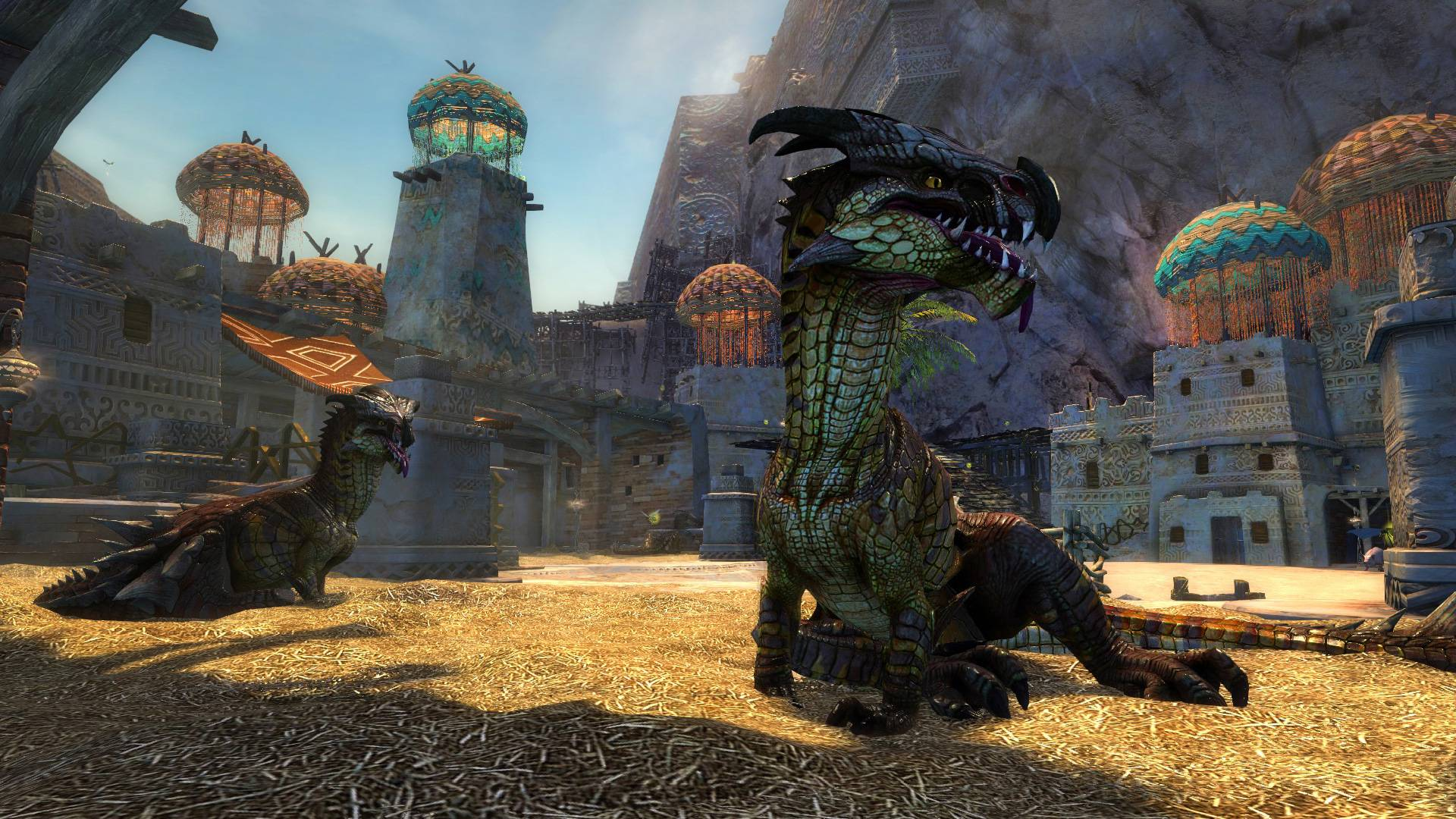 Guild Wars 2 Raptor