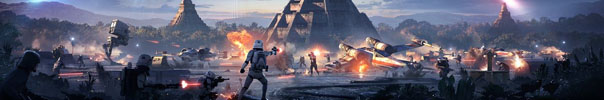 Star Wars Battlefront 2 Banner