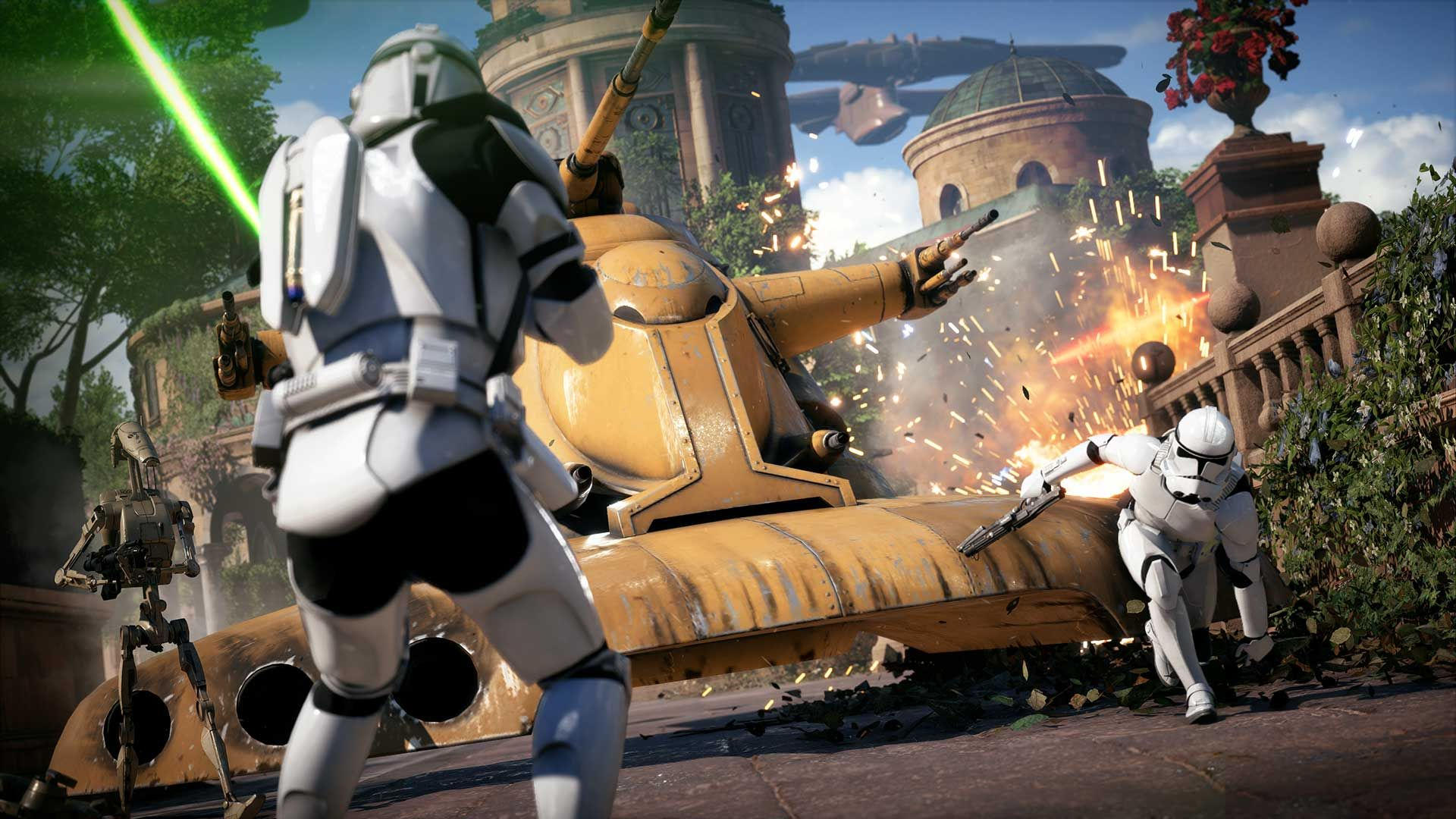 Star Wars Battlefront 2 Droide