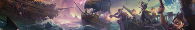 Sea of Thieves Banner