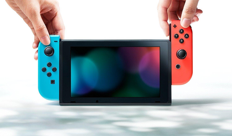 Switch Hände
