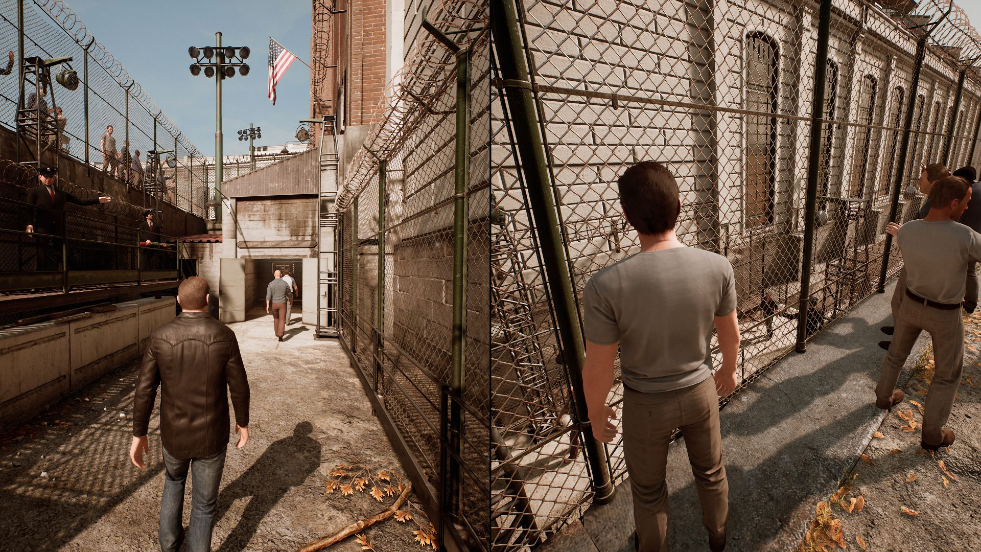 A Way Out Anfang