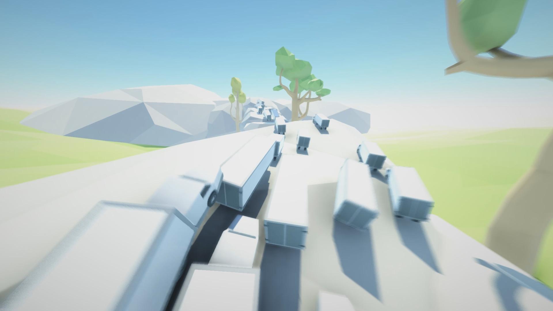 Cluster Truck Screenshot 1