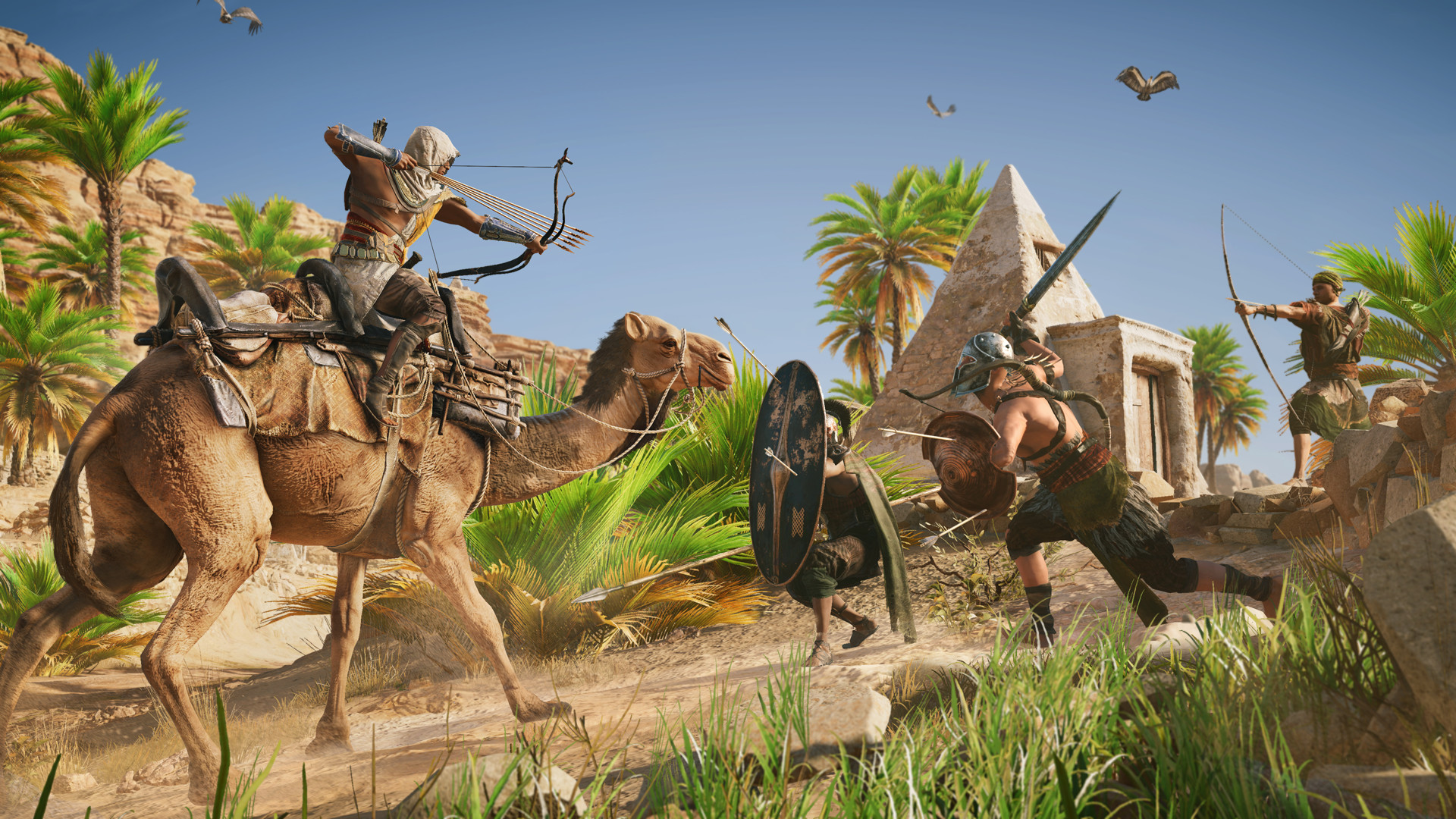 Assassin's Creed Origins Kamel