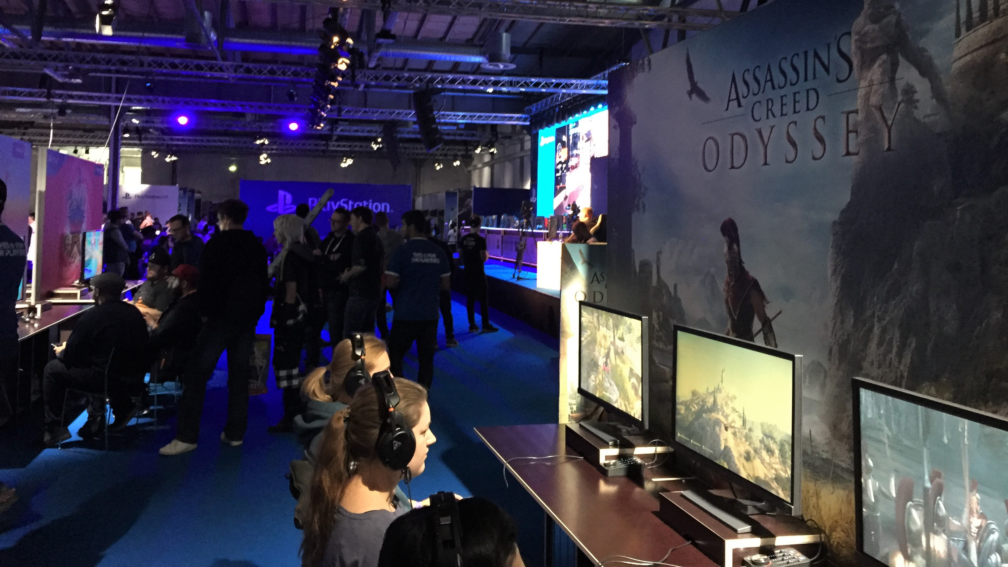 EGX Berlin 2018 Assassin's Creed Odyssey