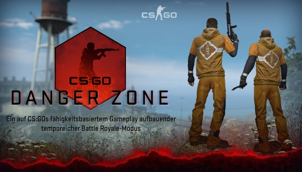 Counter-Strike Danger Zone Share Image