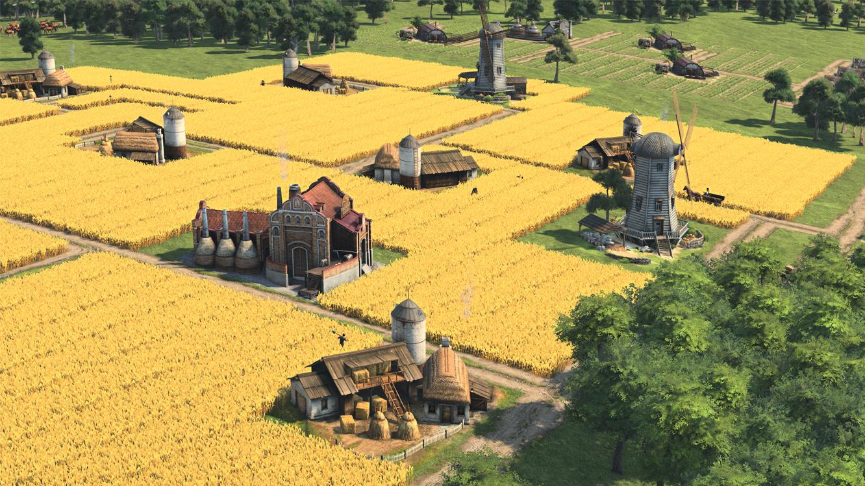 Anno 1800 Weizen