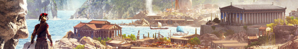 Assassin's Creed Odyssey Banner