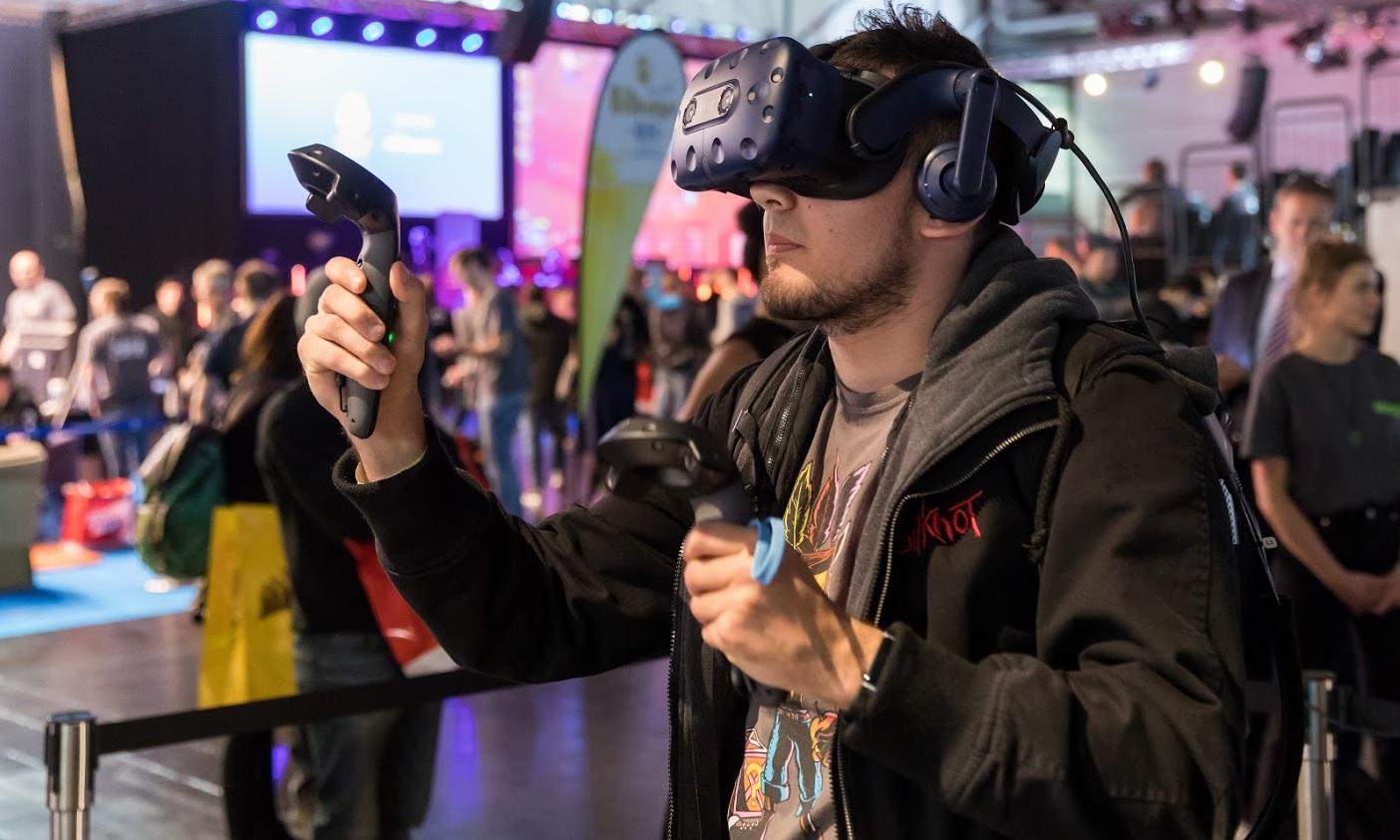 DreamHack Leipzig 2019 VIVE Pro