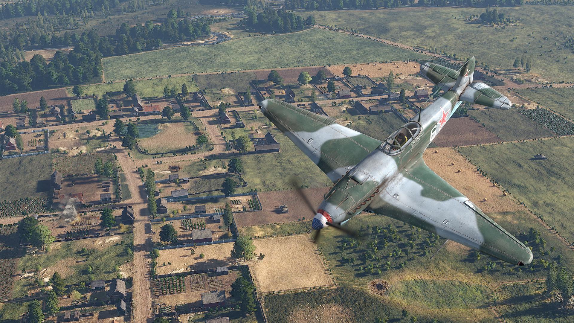 Steel Division 2 Flieger