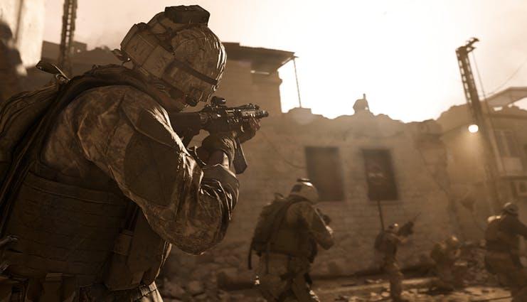 Call of Duty: Modern Warfare Sand