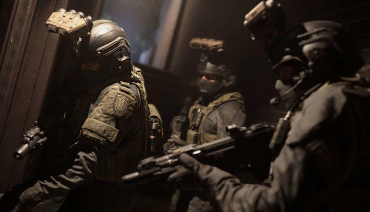 Call of Duty: Modern Warfare: Soldaten