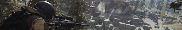 Call of Duty: Modern Warfare Banner