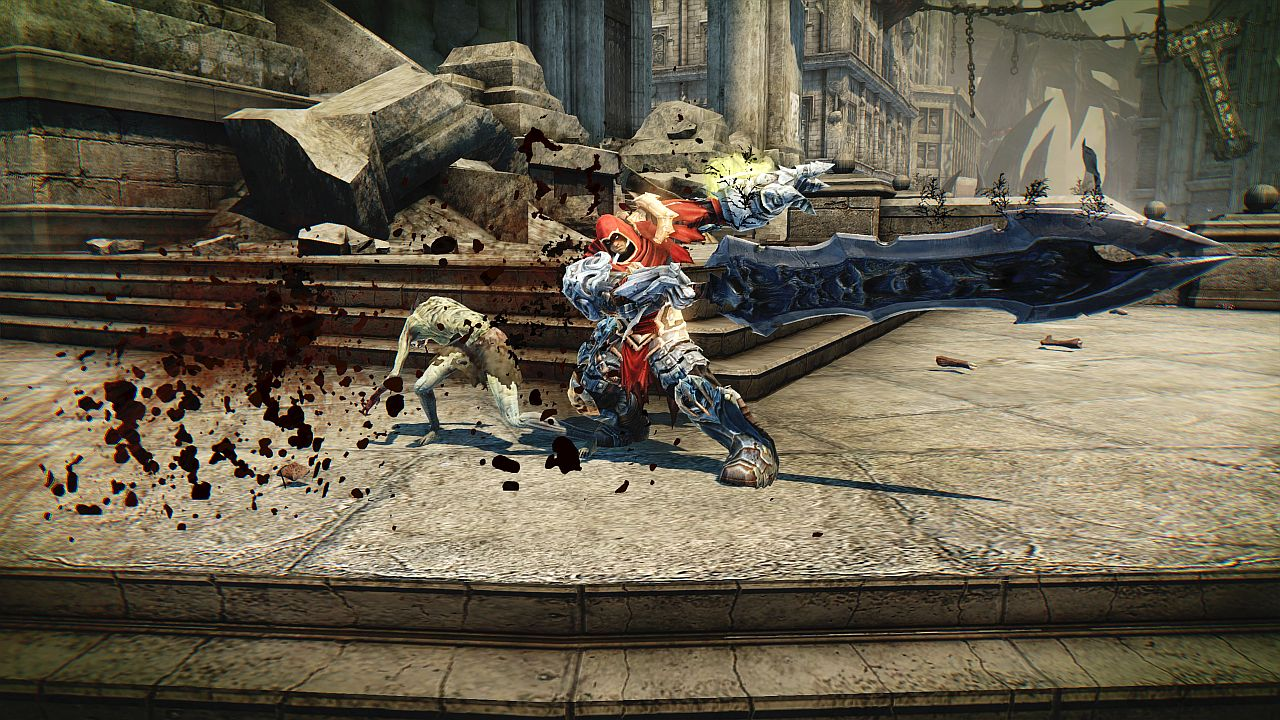 Darksiders Erde Zombies