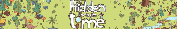 Hidden Through Time Banner