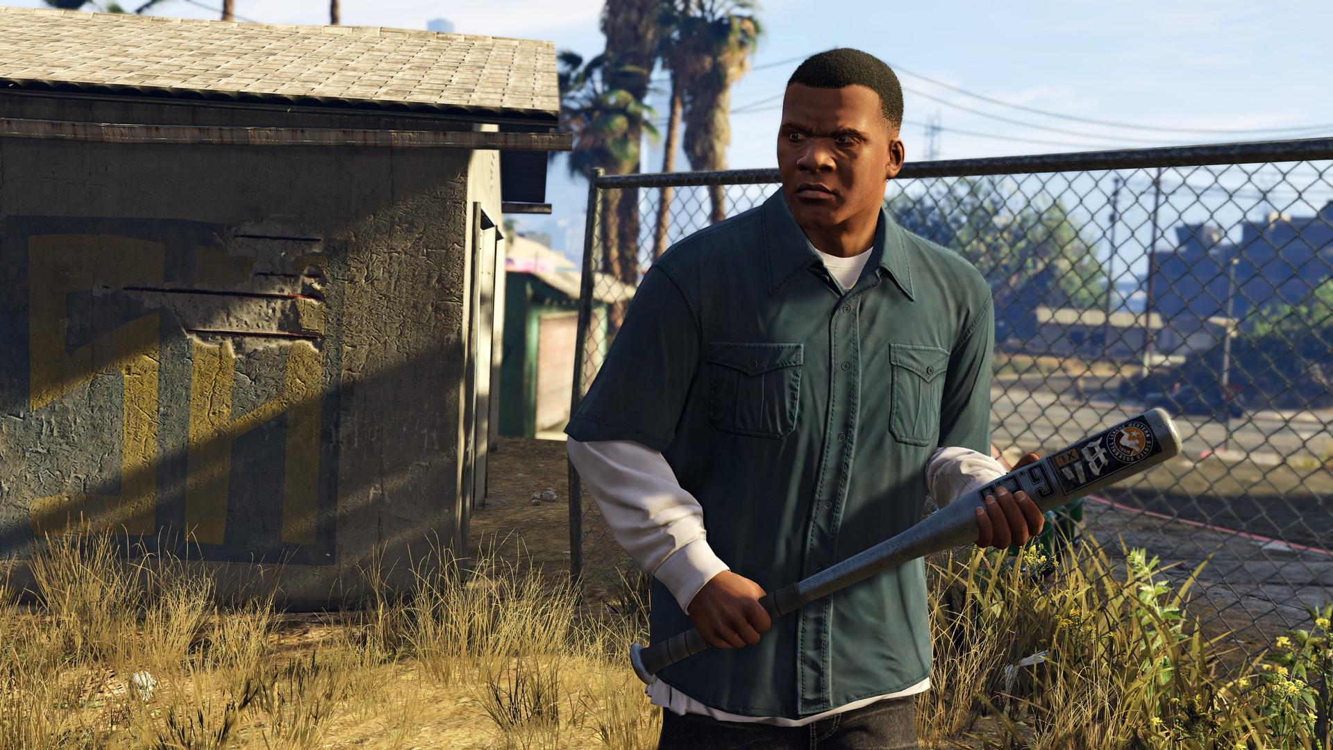 Grand Theft Auto V Baseball