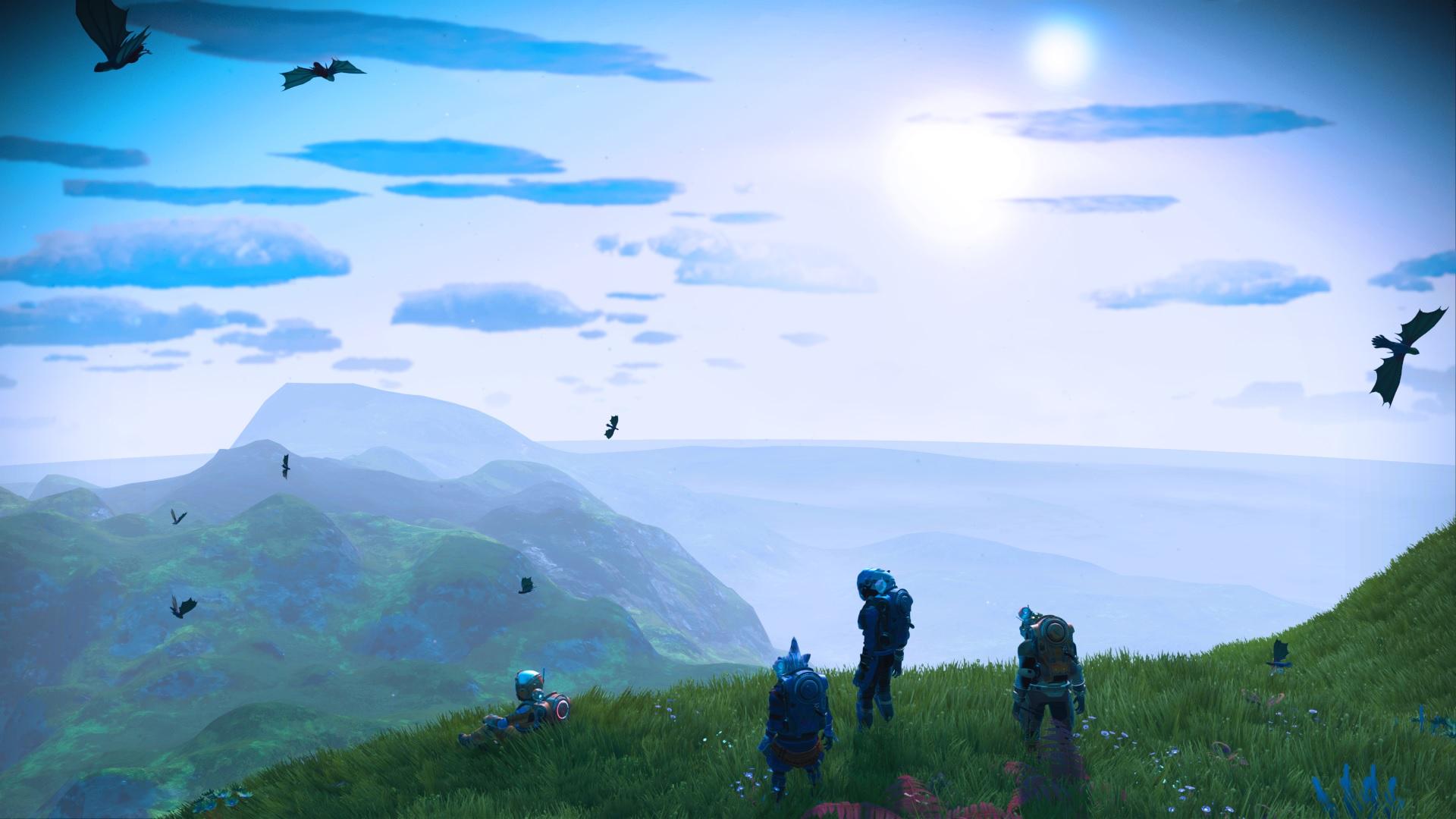 No Man's Sky Panorama