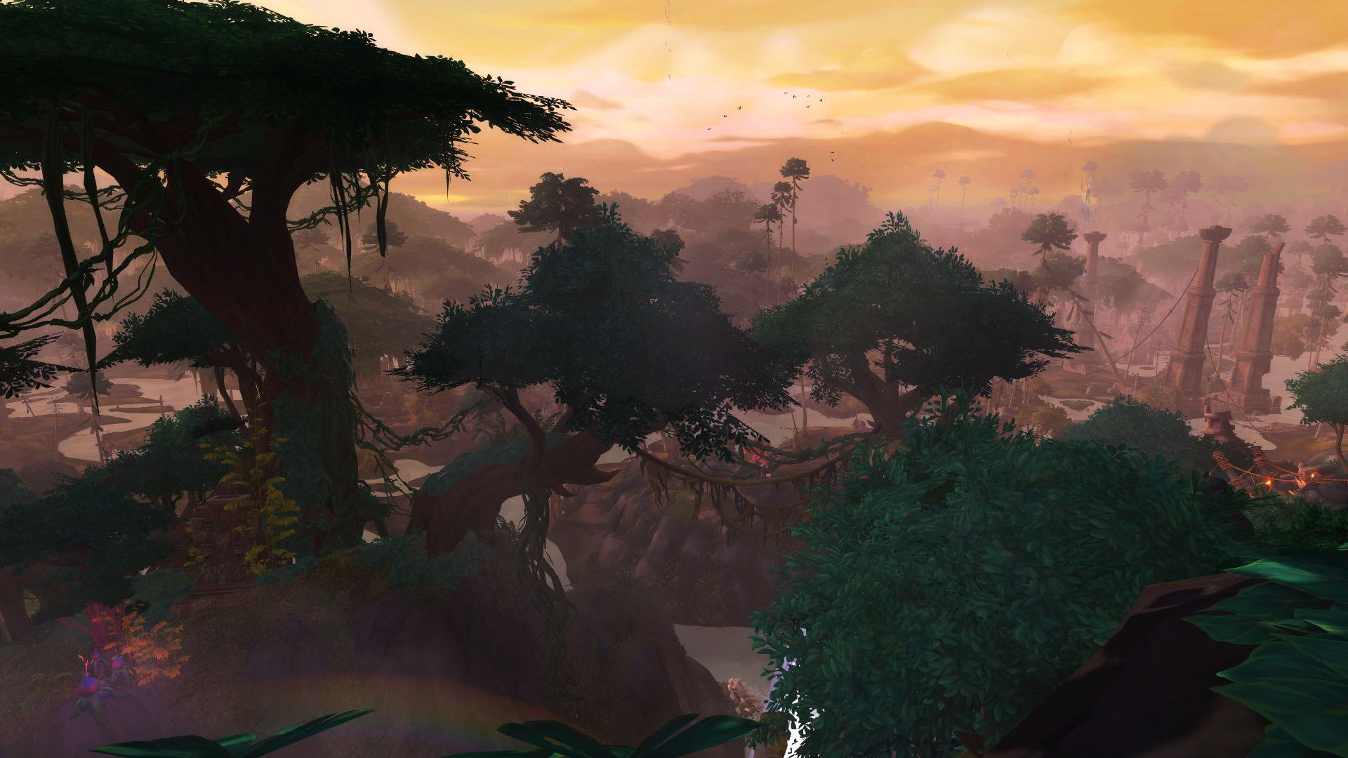 World of Warcraft Zandalar Dschungel