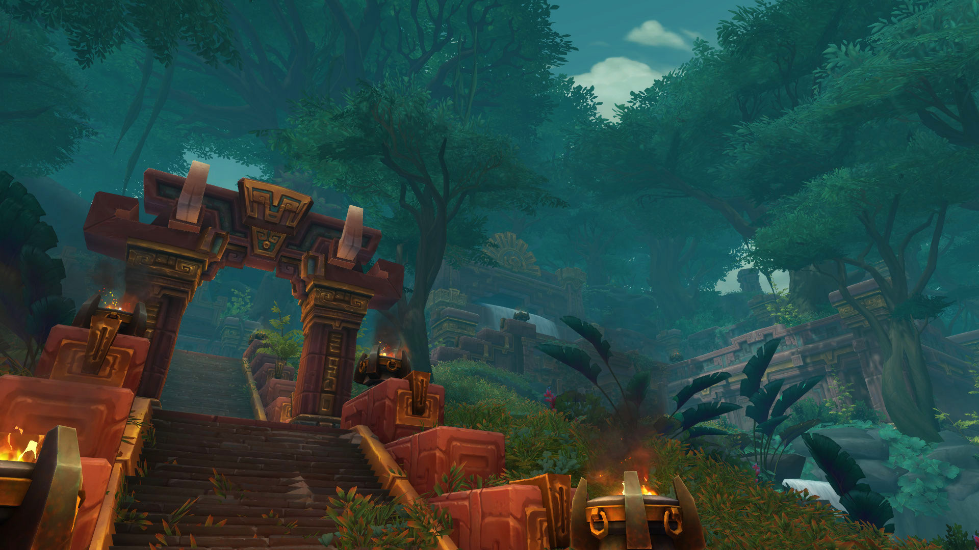 World of Warcraft Zandalar
