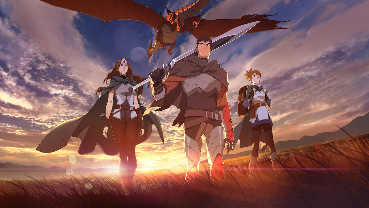 Dota Dragons Blood Charaktere